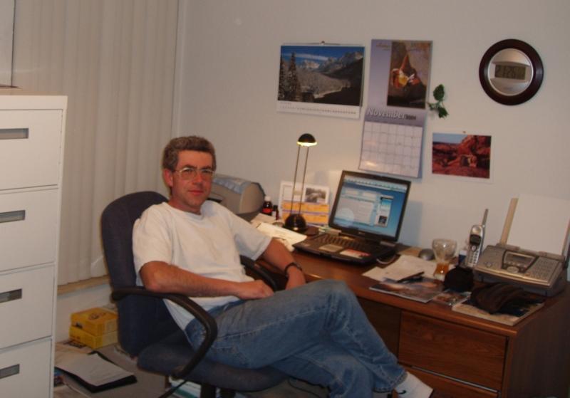Donald Zdenek Prikryl - owner